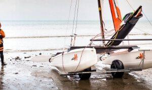 Aperçu Catamaran modele m
